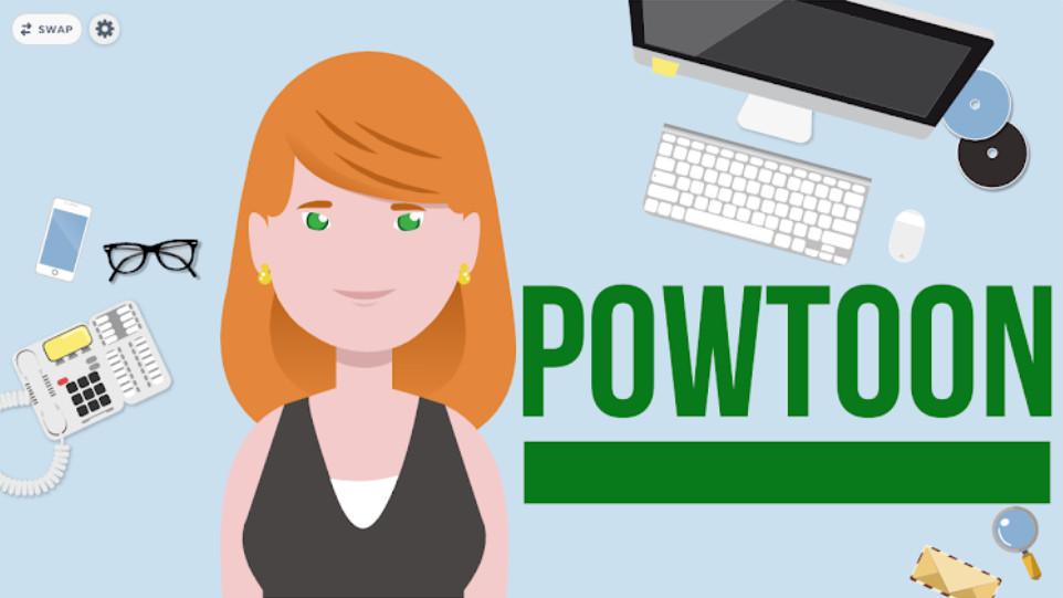 โปรแกรม PowToon คืออะไร?